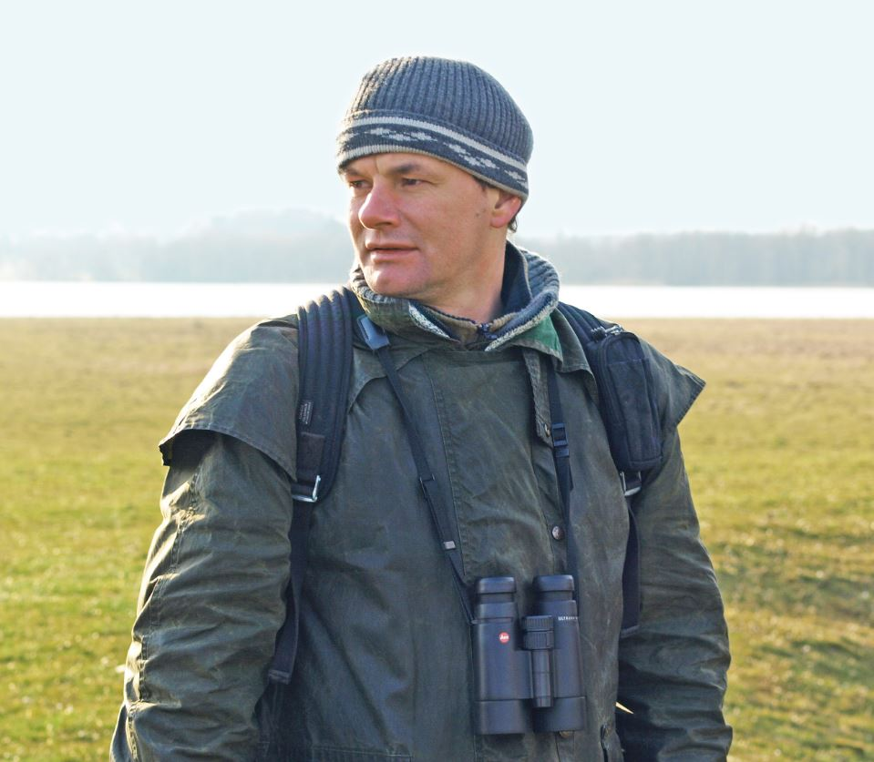 Reiseleiter Andreas Weber