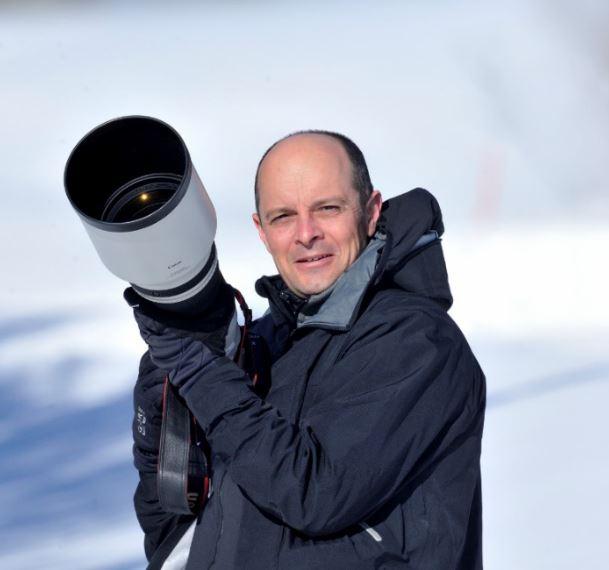 Reiseleiter Marcel Burkhardt
