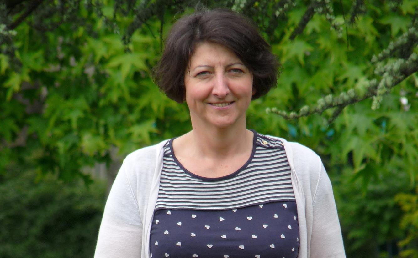 Reiseleiterin Mariola Ziomek