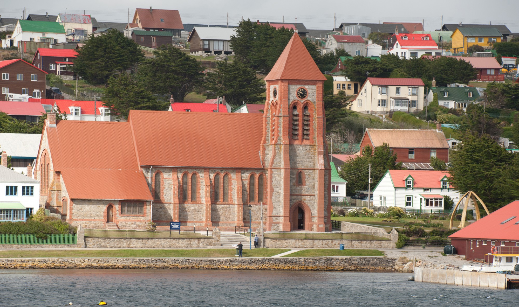 Kirche Port Stanley